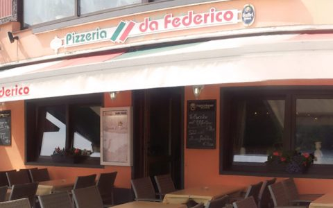 Pizzeria Federico am Rheinufer in Bad Breisig