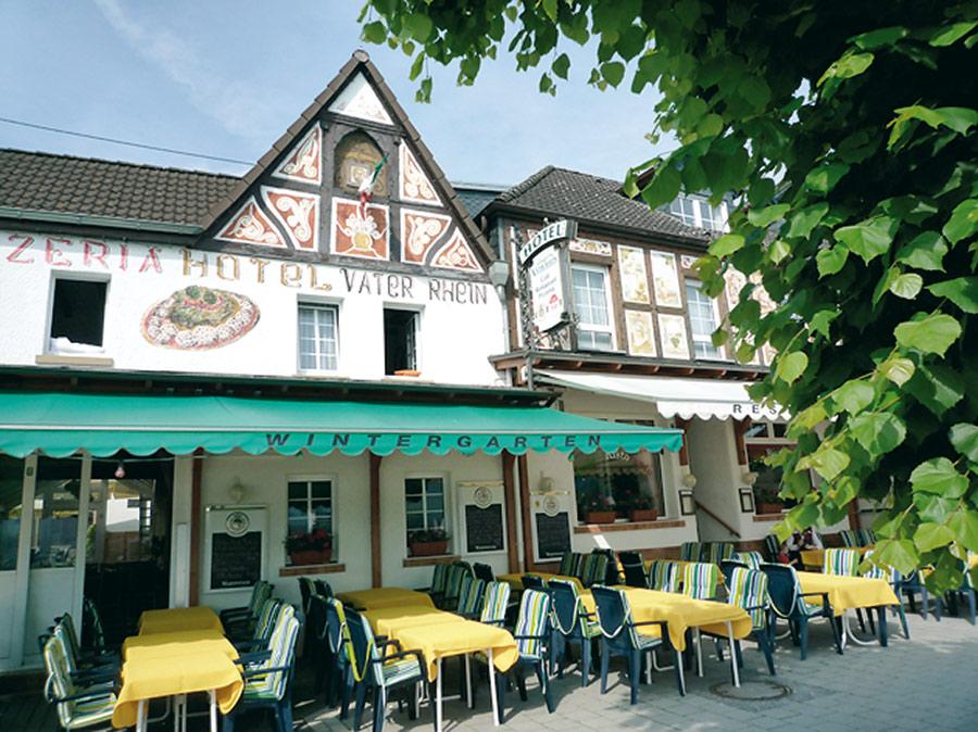 Hotel Vater Rhein In Bad Breisig
